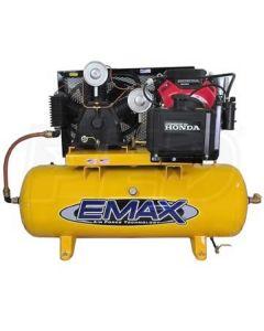 Horizontal Air Compressor with Honda Engine