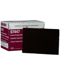 Maroon Scotch Brite Pad
