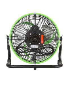 """12"""" Green Drum Fan"""