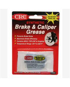 Brake Caliper Synthetic Grease, 5cc, 12 per Case