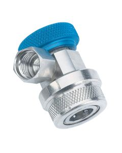 R134A Manual Quick Coupler - Low Side