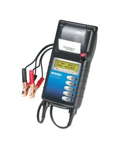 Battery and Electrical System Tester with Built-in Printer