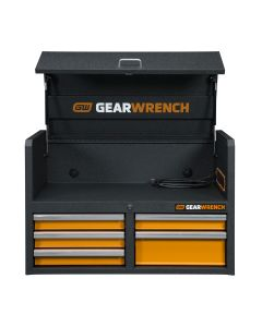 "26"" 5-Drawer GSX Series Rolling Tool Cabinet"