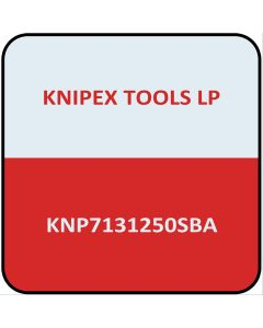 Knipex 10 in. CoBolt Bolt Cutter w/ Notched Blade (Carded)