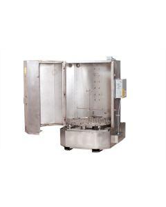 SprayMaster 9800 Front Loading Spray Wash Cabinet, 135 Gallon, 230V 3 Phase Voltage