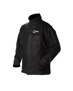Split Leather Jacket, XL