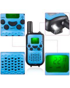 Walkie-Talkie 2-Way Radios (Pair of radios quantity of 2)