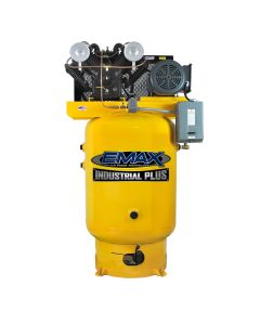 Compressor 10 HP 2 Stg  3 Ph Vert 120 Gal