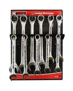 Jumbo Wrenches Display Assortments (No Display Board)