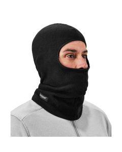 6821 Black Fleece Balaclava Face Mask