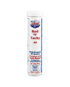 """Red """"N"""" Tacky Grease NLGI #2 -10 Pack"""