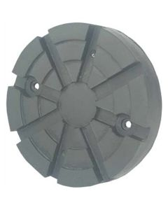 "Lift Pads Nussbaum/Phoenix/Force Molded Rubber Pad (5"" x 1"")"