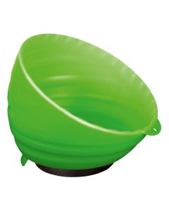 Magnetic Parts Bowl 2-Pack, Neon Green