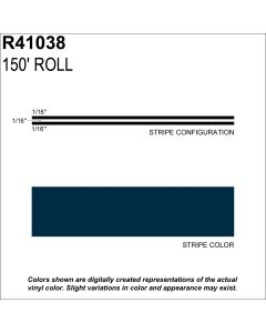 "MS, 3/16"" X 150'; Dark Blue"
