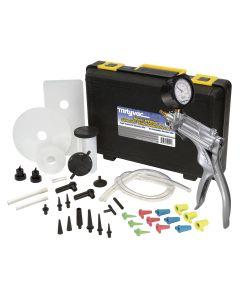Silverline Elite Hand Vacuum / Pressure Pump Automotive Kit