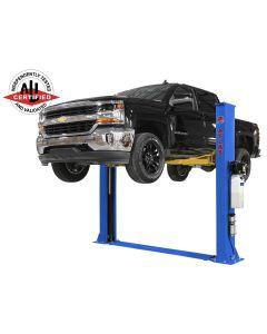 Atlas Platinum 9,000 lb. Capacity ALI Cert 2-Post Base Plate Lift(Prepaid Freight)