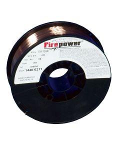 """ER70S-6 Mild Steel Welding Wire .023"""" 11 Lbs."""