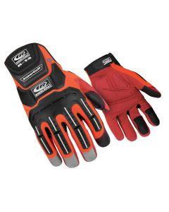 R-14 Mechanics Gloves Orange XL