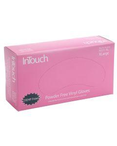 InTouch XLarge PF Vinyl Gloves