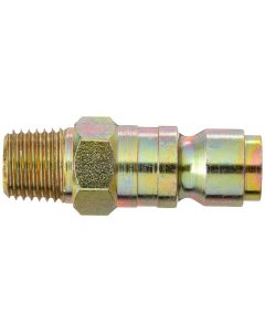 3/8in. Male P-Style 1/4in. NPT Coupler