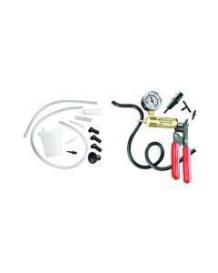 Vacuum Pump Brake Bleeder Kit