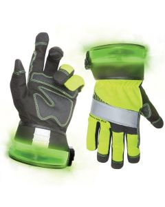 Safety Pro Lighted Glove, Large
