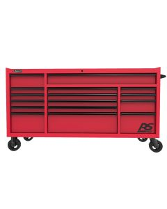 Homak Mfg. 72 in. RS PRO 16-Drawer Roller Cabinet with 24 in. Depth