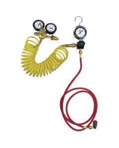 Nitrogen Pressure Leak Test Kit with Regulator