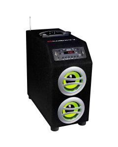 Portable Bluetooth Speaker System & Music Player