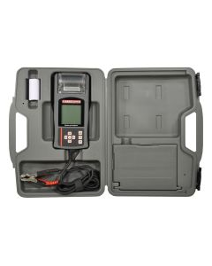Battery Electrical System Analyser with Printer