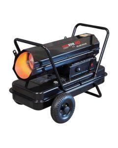 HD Kerosene Forced Air Heater, 125K BTU/HR