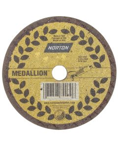 "5 Pk. 1/16"" Medallion Cut-Off Wheels"