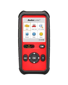 Heavy Duty Vehicle Code Reader