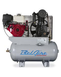 13HP 30 Gallon Honda Engine Cast Iron Series Compressor