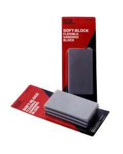 Soft Block Flexible Sanding BLock - Pack of 3