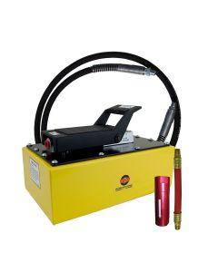 10592 metal pump hyd hose air regulator