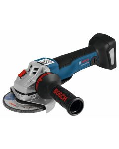 """18V Brushless 4-1/2"""" Angle Grinder Connected Ready Paddle Switch Bare Tool"""