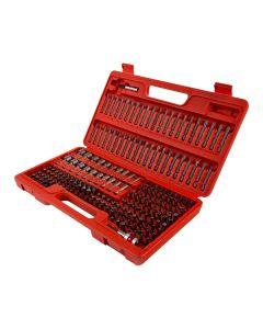 Sunex Tools 208-Piece Master Bit Set