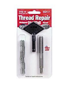 Thread Repair Kit 7/16-14in.