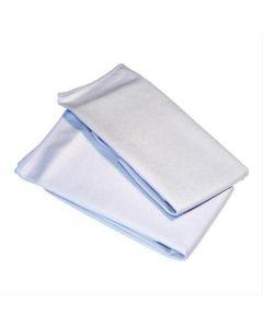 2 Pack Microfiber Cloths - Blu