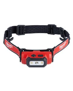 475-Lumen LED USB Rechargeable Hard Hat Headlamp w/ (1) REDLITHIUM Battery Kit