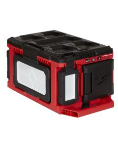 M18 PACKOUT Light/Charger w/ 3000 Lumens TRUEVIEW HD Output
