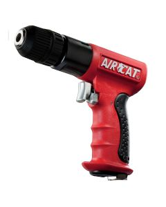 """3/8"""" Drive Reversible Red Composite Drill"""
