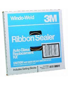 "3M Window-Weld Round Ribbon Sealer, 5/16"" x 15'"