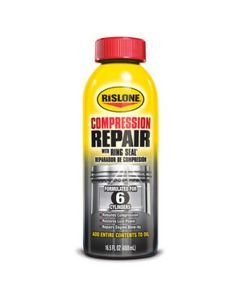 Compression Repair with Ring Seal, 6 Cylinder Formula, Restores Compression & Lost Power