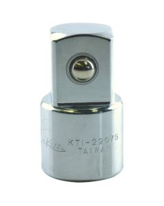 """1/2"""" Female to 3/4"""" Male Socket Reducer Adapter"""