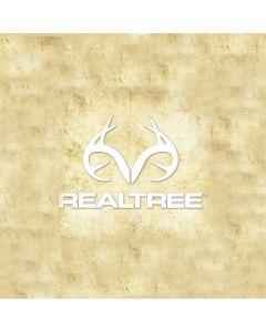 Realtree Antler Logo  Die Cut  Decal 4 x 6  WH
