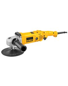 DeWalt 7/9 in. Right Angle Polisher with Soft Start