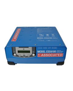 Model ESS6100 REFLASH POWER SUPPLY & HEAVY DUTY BATTERY CHARGER, 12V, 100A