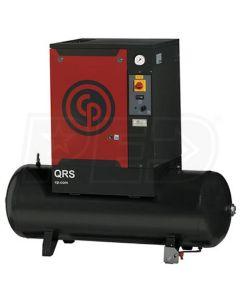 7.5Hp 3Phase 60Gal Rotary Screw Compressor
